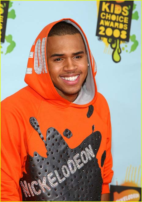 Chris Brown 2008 Chris Brown Denies Rih...