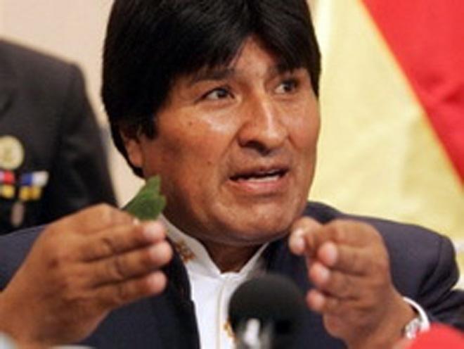 Boliviya prezidenti: Dünyada narkotrafikin artmasında günahkar ABŞ-dır