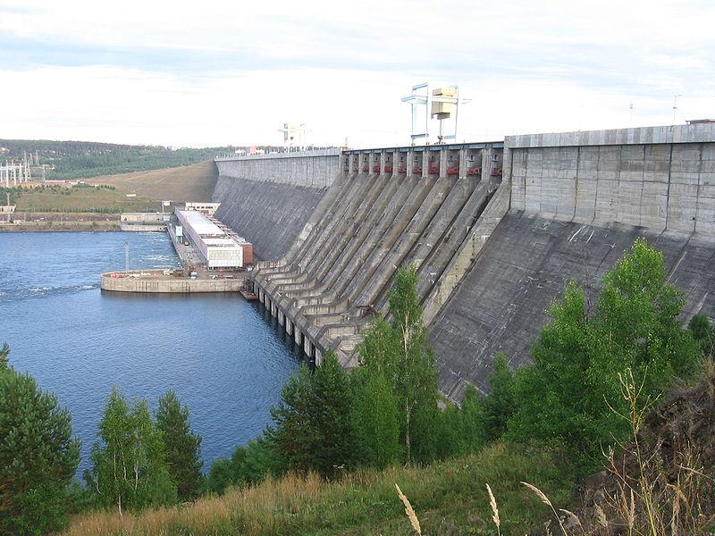 Грузия запустила ГЭС нареке Терек около границы сРоссией