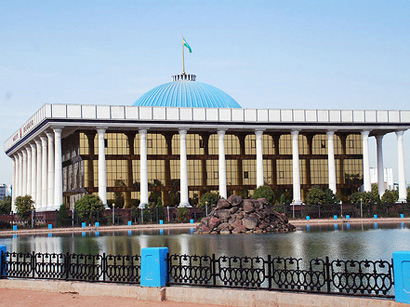 Uzbek gov't to submit 30 draft laws to parliament in 2017