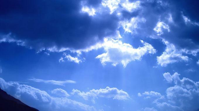 Sabah paytaxtda buludlu, bölgələrdə yağmurlu hava olacaq