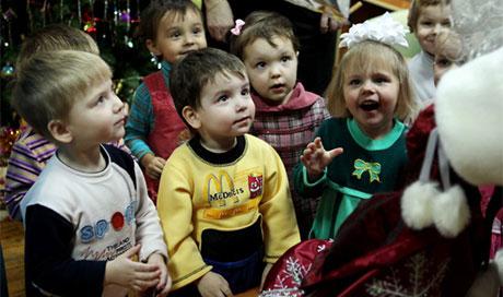 Russian Children For Adoption Putin signs law bannin...