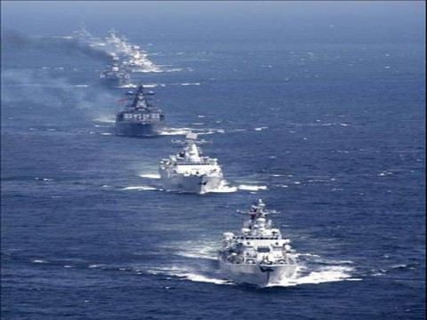 Iran says two warships heading to Oman