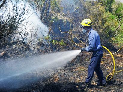 Туркменистан предпринимает меры по предупреждению пожаров