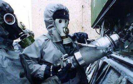 Россия уничтожила 98,9% запасов химоружия