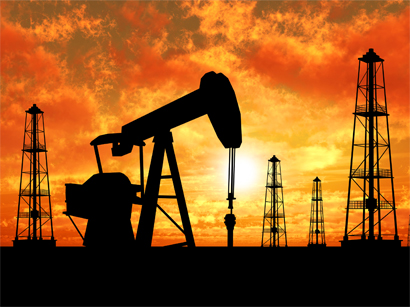 Oil prices decline on glut concerns