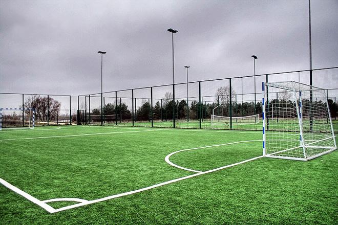 Еще 9 спортивных площадок появятся в томске этой осенью