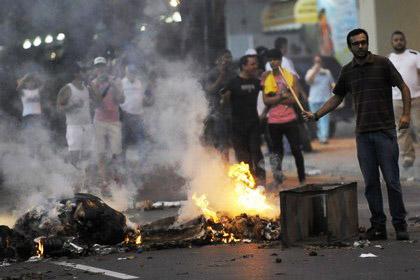 Karakasda etiraz aksiyasında 37 nəfər xəsarət alıb