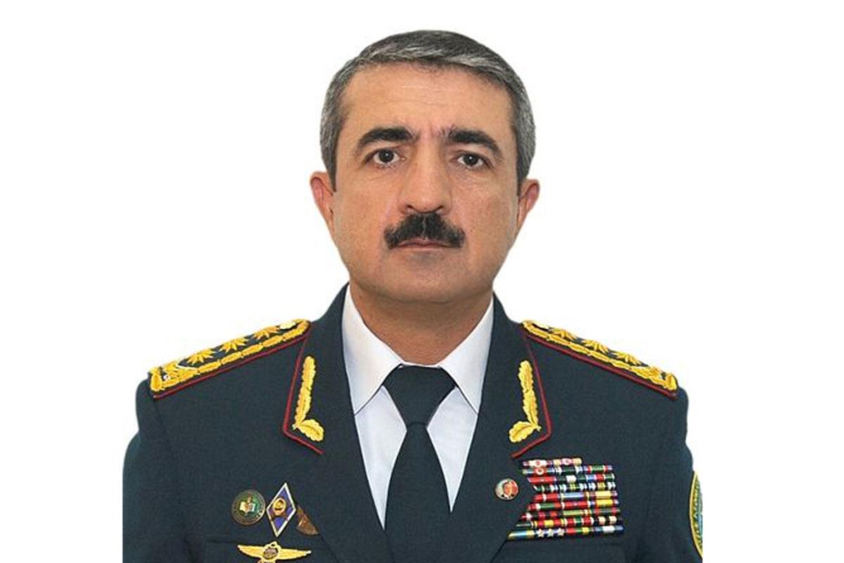 Elçin Quliyev Dövlət Sərhəd Xidmətinin rəisi təyin edilib