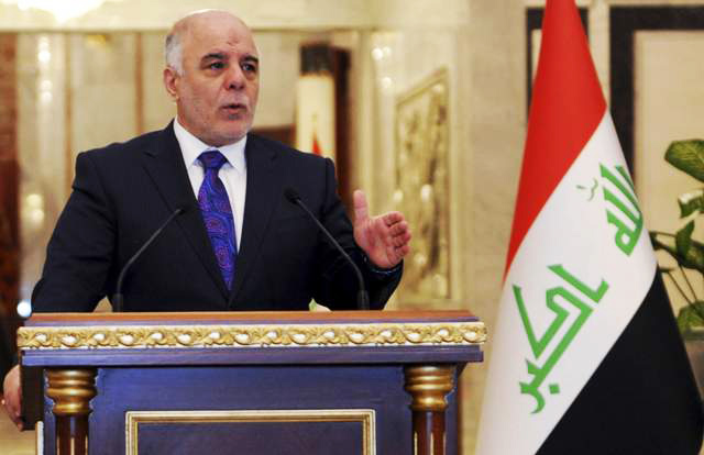 Trump Criticizes Predecessors' Iraq Strategies in Abadi Meeting