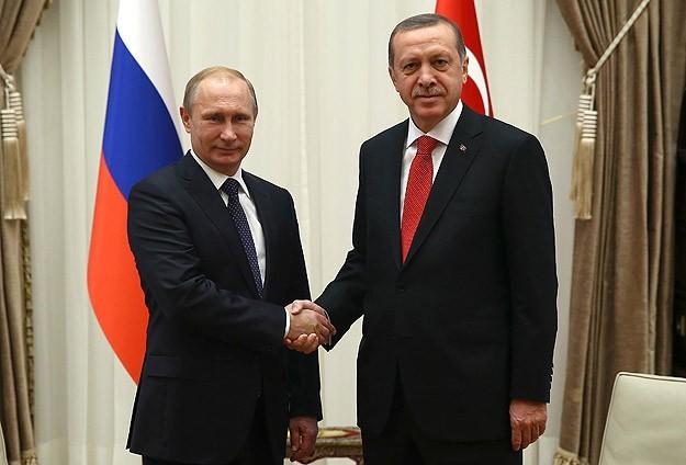 Vladimir Putin və Rəcəb Tayyib Ərdoğan mayın 3-də Soçidə görüşəcəklər