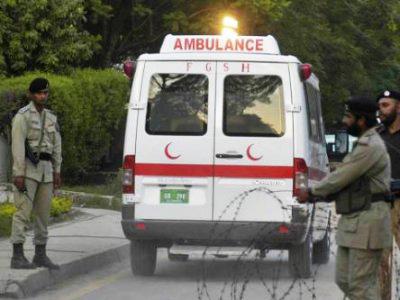 Pakistanda tankerdə yanğın: 123 nəfər ölüb, 40 nəfər xəsarət alıb