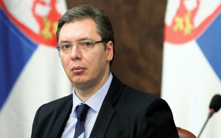 Serbiyada prezident seçkilərinin birinci turunda Vuçiç qalib gəlib