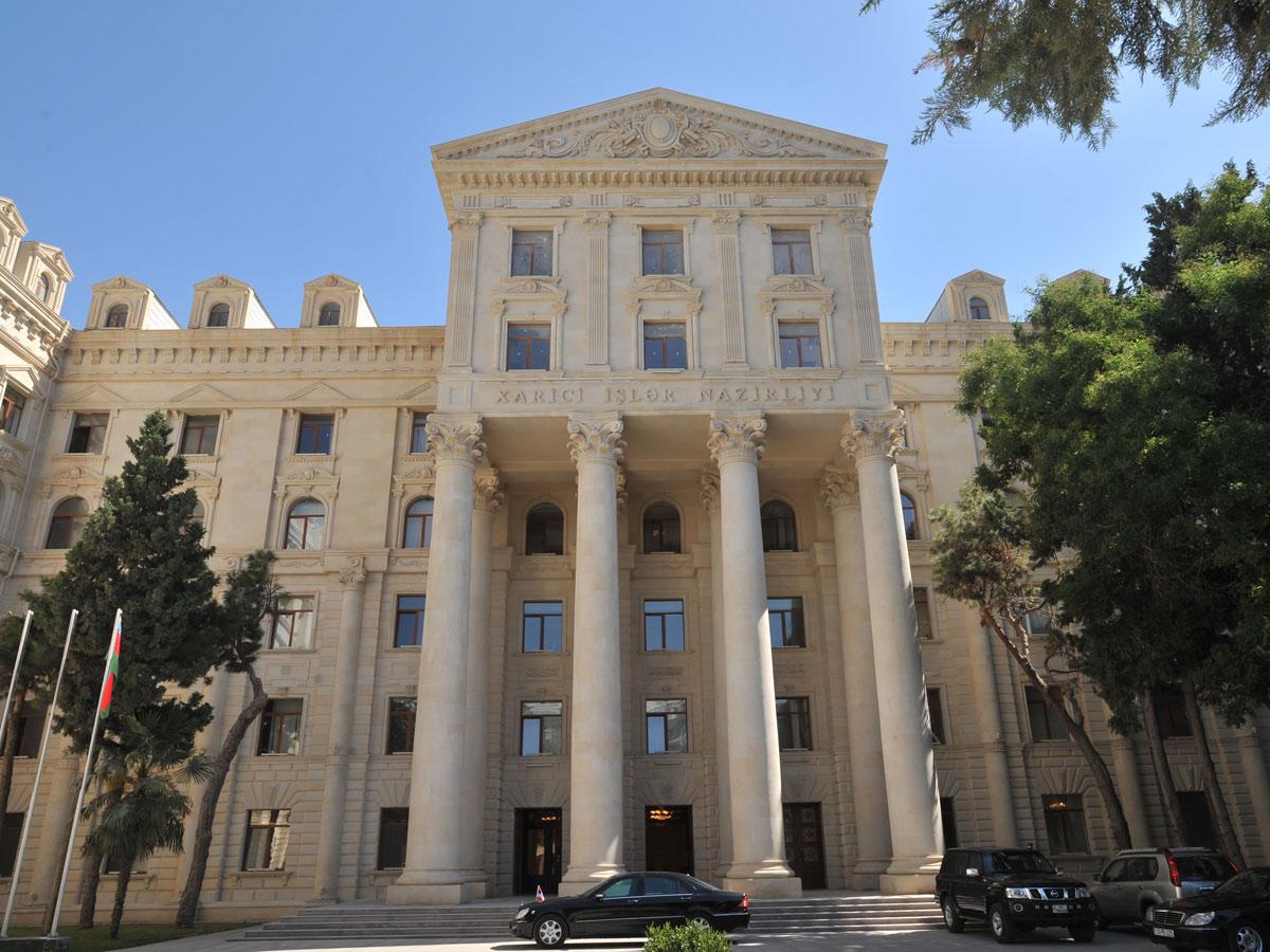 XİN: Azərbaycan Cənubi Osetiyada keçirilmiş seçkilər və referendumun nəticələrini tanımır