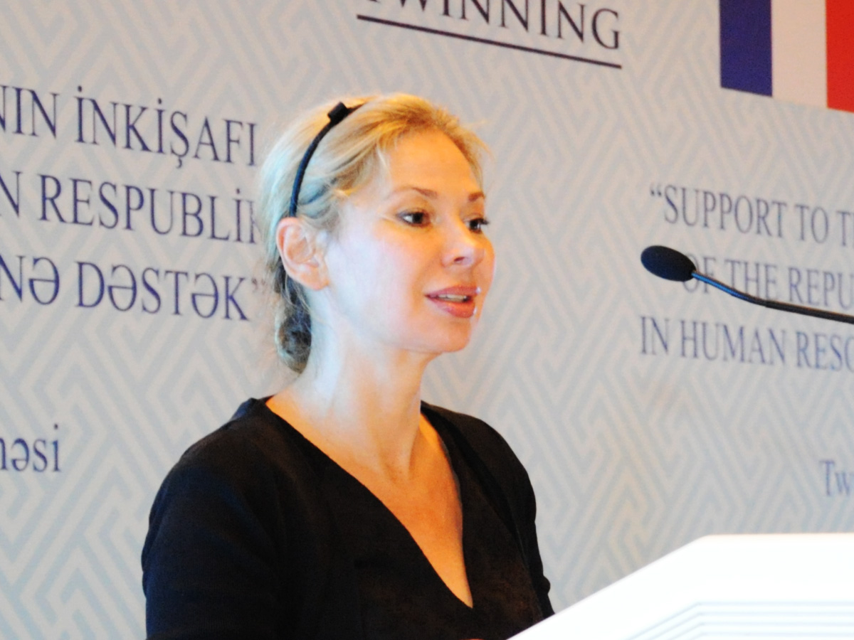 Malena Mard: Aİ və Azərbaycan arasında əməkdaşlıq bizim üçün mühüm rol oyna ...