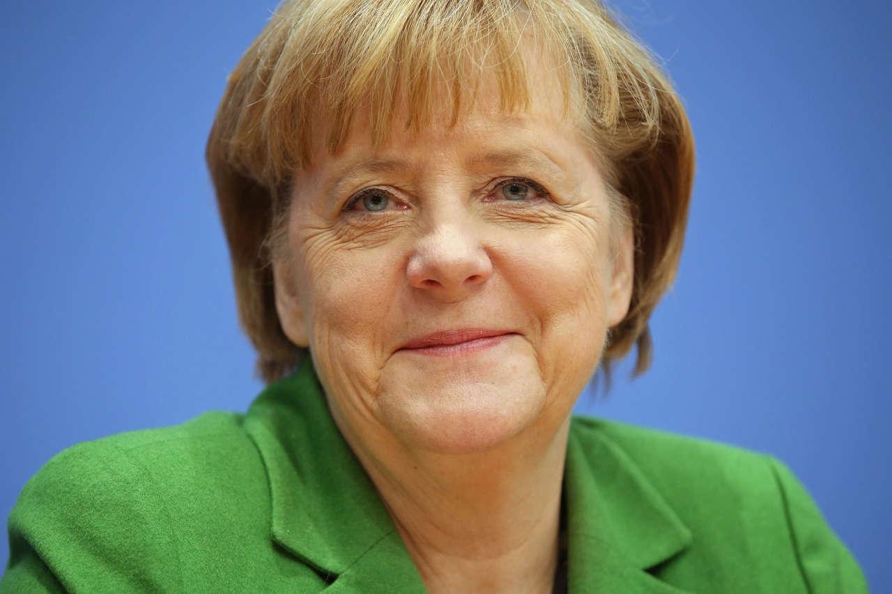 Merkel: Biz Makronla birlikdə işləyəcəyik