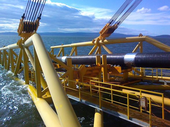 Турция строит инфраструктуру попервой нитке «Турецкого потока»