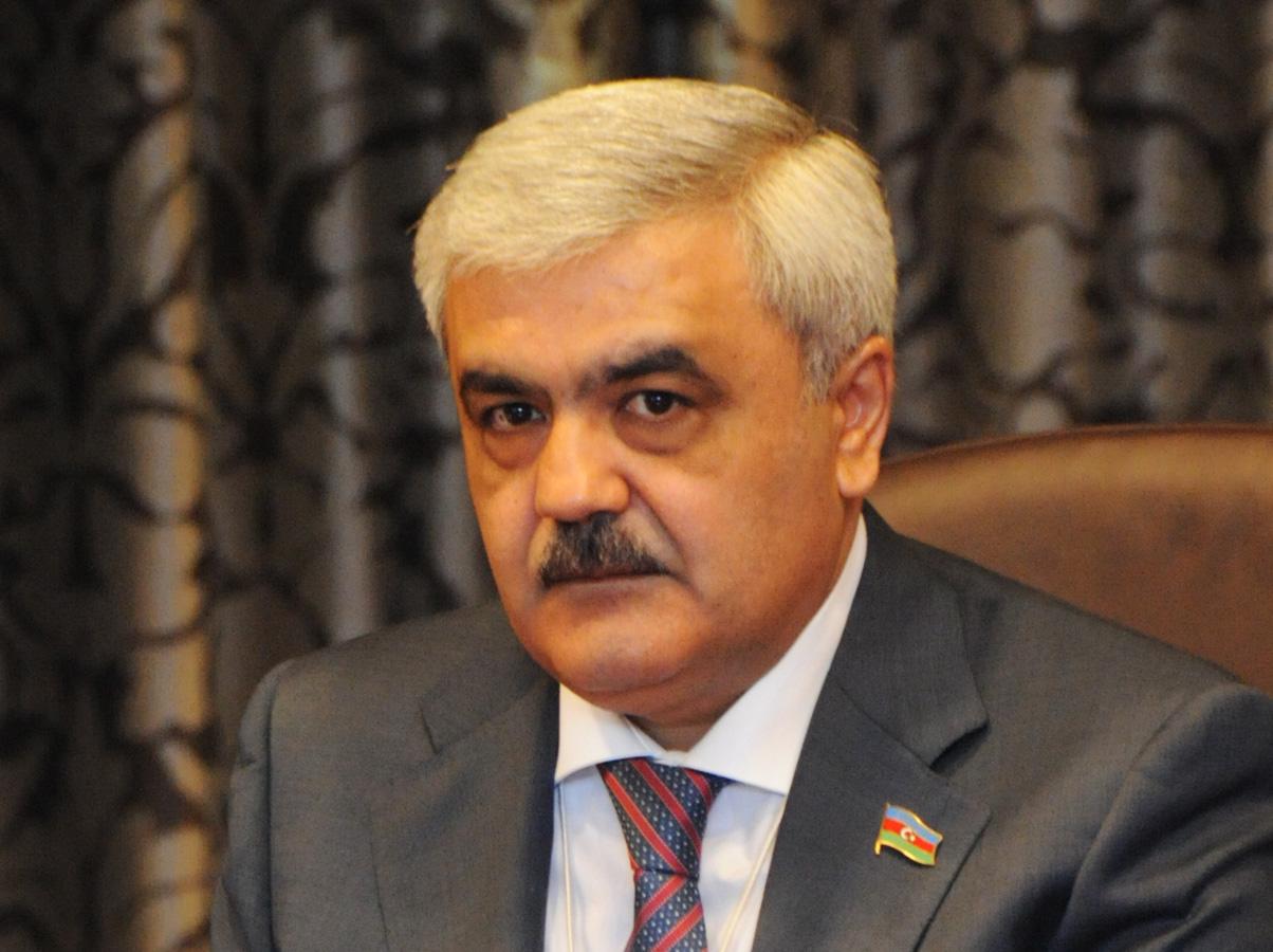 Rövnəq Abdullayev Gürcüstanın Baş naziri ilə görüşüb