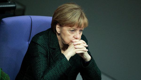 Merkel Türkiyə, Aİ və Almaniya arasında olanları belə izah etdi