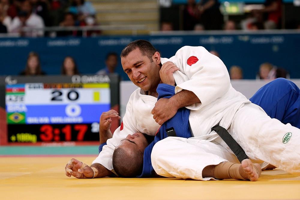 İlham Zəkiyev Azərbaycana daha bir medal qazandırdı