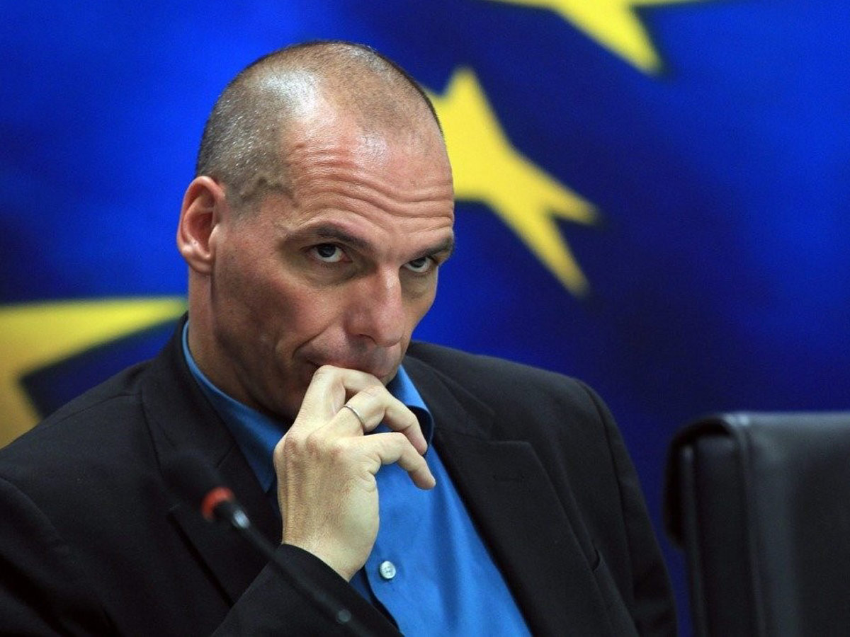 greek finance minister submits resignation letter