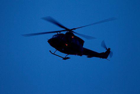 Əlcəzairdə hərbi helikopter qəzaya uğrayıb, üç pilot həlak olub