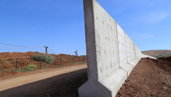 Turkey to build wall along Iranian border