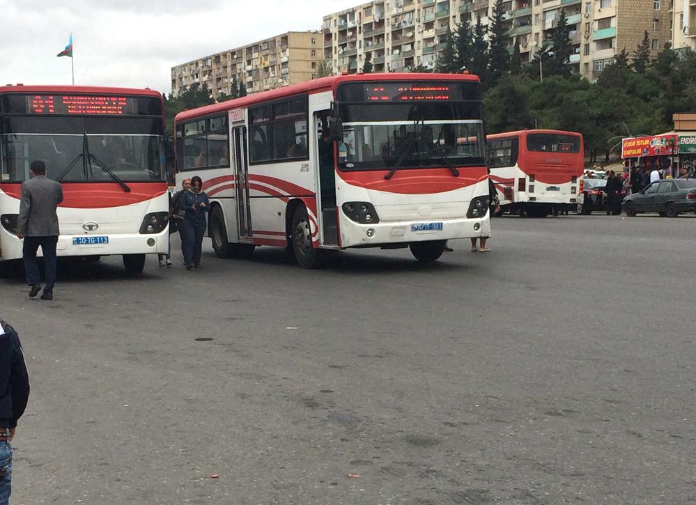 Bakıda bütün avtobuslar kart sisteminə keçəcək - Müddət açıqlandı