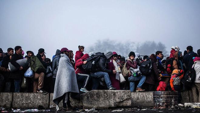 Турецкий министр призвал пересмотреть часть соглашения сЕС побеженцам