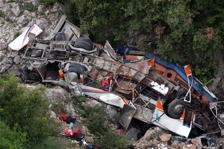 ВТаиланде врезультате происшествия надороге погибли два школьника и 4 учителя