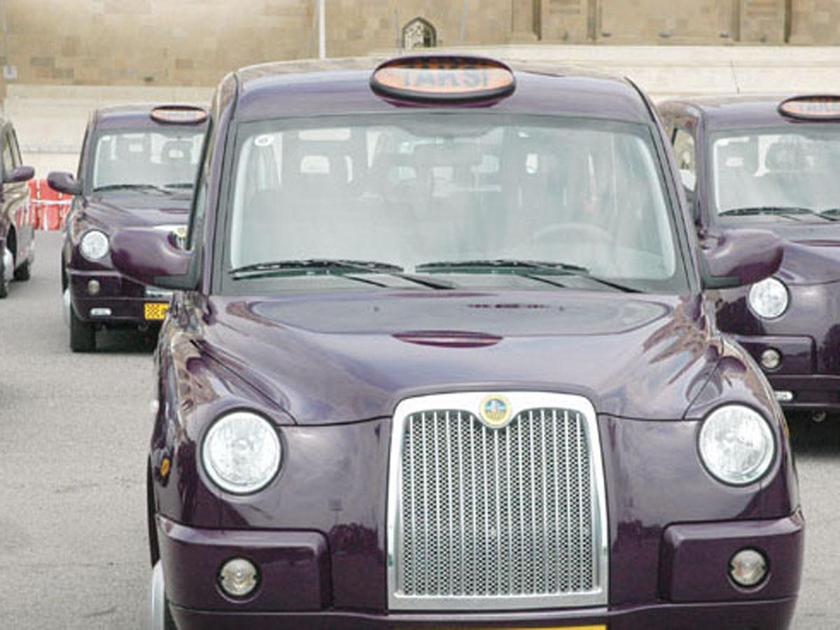 London taksiləri elektriklə çalışacaq