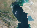 صور: شركة هولندية اقترحت لتركمنستان إنشاء جزيرة اصطناعية في بحر الخزر / أخبار الاعمال و الاقتصاد