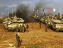عکس: اسرائیل اسلحه و بولدوزرهای خود  را در نوار غزه استقرار می کند / روابط اعراب و اسرائیل
