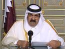 صور: أمير قطر يلتقى نائب الرئيس الأمريكى / سياسة