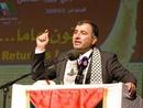 عکس: رئیس کنفرانس فلسطینیان اروپا: مسئله شهرک سازی اسرائیل از موانع اساسی از سرگیری مذاکرات فلسطین و اسرائیل است / سیاست