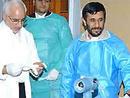 صور: أحمدي نجاد: تم اعداد المقترحات الجديدة لمجموعة 5+1 / ايران