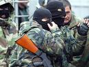 عکس: نیروهای ویژه، پارلمان جمهوری چچن را که سه شبه نظامی وارد آن شدند، محاصره کردند / روسیه
