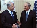 عکس: روز جمعه میتچل و نتانیاهو گفتگوها را ادامه خواهند داد / روابط اعراب و اسرائیل