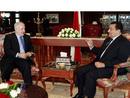 عکس: نتانیاهو و مبارک در قاهره گفتگو خواهند کرد / روابط اعراب و اسرائیل