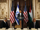 عکس: نخست وزیر اسرائیل: فلسطینیان باید اسرائیل را به عنوان دولت یهودی برسمیت بشناسند / روابط اعراب و اسرائیل