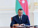 عکس: رئیس جمهور آذربایجان در مورد اعطای