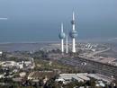 عکس: سه راکت در منطقهای درمرز عراق و کویت فرود آمد / کشورهای عربی