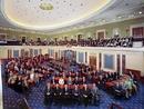 صور: لا تغيير بأغلبية مجلسي النواب والشيوخ  / سياسة