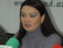 صور: غنيرا باشاييفا يدعو أذربيجانيي ايران ليحتجوا على السياسة الايرانية المعادية لأذربيجان. / سياسة