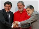 عکس: ادامه اختلاف های بین المللی بر سر بیانیه تهران / برنامه هسته ای