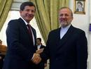عکس: وزیر امور خارجه ترکیه در مورد برنامه هسته ای ایران گفتگوهای تلفنی انجام داده است / ترکیه
