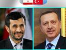 عکس: گفتگوی تلفنی احمدی نژاد و اردوغان / برنامه هسته ای