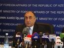 عکس: وزارت خارجه آذربایجان: جمهوری آذربایجان از تشکیل حکومت جدید در عراق استقبال میکند / سیاست