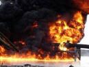صور: للمرة التاسعة.. تفجير خط الغاز المصري لإسرائيل / أحداث
