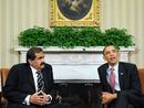 صور: أوباما: ما كان من الممكن تشكيل تحالف دولي واسع لمعالجة الوضع الليبي من دون قطر / سياسة